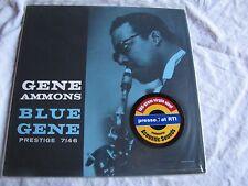 Sealed Gene Ammons Blue Gene prestige 7146 180 gram RTI Acoustic Sounds