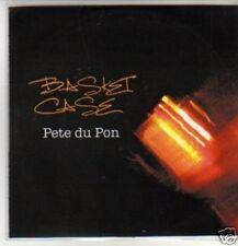 (972U) Pete Du Pon, Basket Case - DJ CD