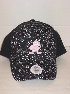 Girls NFL Team Headwear Kids Cleveland Browns Brownie the Elf Hat Cap Black NEW
