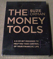 Suze Orman The Money Tools 6 CD Set 2011 Take Control of Your Financial Life NIB