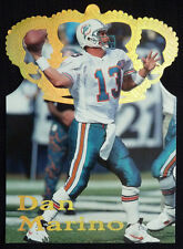 1995 Pacific Gold Crown Die Cuts #DC8 Dan Marino