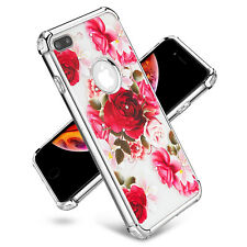 for Apple iPhone X 7 / 8 Plus Case Shockproof Silicone TPU Bumper Cover Clear iPhone X