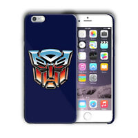 Animation Transformers Iphone 4s 5 SE 6 6s 7 8 X XS Max XR 11 Pro Plus Case 02