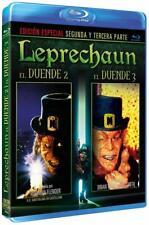 LEPRECHAUN 2 & 3 - Blu-Ray Disc - Double Feature..