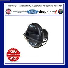 Fiat Ducato Peugeot Boxer Citroen Relay Fuel Cap OE (02-On) 1333085080
