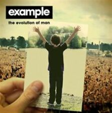 The Evolution of Man 5051275060829 by Example CD
