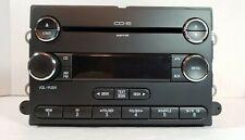 Ford Explorer F350 F250 Mercury Sable Radio Receiver 6 Disc Cd Changer Mp3 Oem