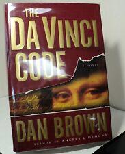 The Da Vinci Code by Dan Brown - 2003 - First edition