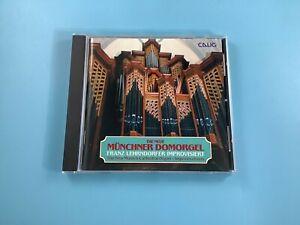Die neue Münchner Domorgel - Musik CD