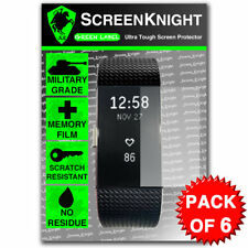 Screen Protector - For Fitbit Charge 2/ii - Pack of 6 - Screenknight