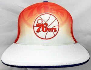 Philadelphia 76ers NBA Adidas L/XL flex cap/hat