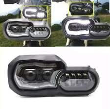 HEADLIGHT FARO FULL LED BMW F650 GS F700GS F800GS & ADV F800R PLUG&PLAY