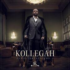 CD*KOLLEGAH**ZUHÄLTERTAPE VOLUME 4***NAGELNEU & OVP!!!