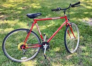 Vintage Schwinn CrossFit 21 inch mountain bike  Cross-Fit