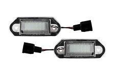 2x Premium LED Kennzeichenbeleuchtung VW Golf 3 Variant Vento Octavia KB34