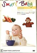 Smart Baby DVD Food Learn About Eating Colour Stories Mozart Music 6-36 months
