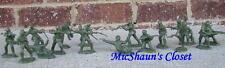 NEW TSSD US MARINES WWII TOY SOLDIERS 54MM 1/32 INFANTRY IWO JIMA DIORAMA