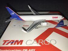 1:400 PHOENIX GeminiJets B767-300F TAM BRAZILIAN AIRLINES Cargo