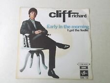"""CLIFF RICHARD - Early In The Morning - 7"""" - Q6"""