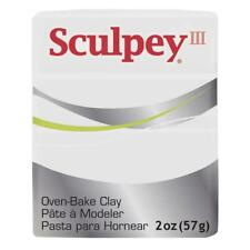 Sculpey Oven Bake Clay White 2oz. 18012512