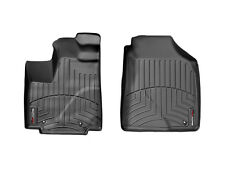 WeatherTech FloorLiner Floor Mats for Honda Pilot/ Acura MDX- 1st Row - Black
