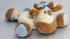 Peluches et doudous vaches musical/hochet pour bébé