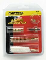 Complete .50 Caliber Muzzleloader Ramrod Smoothing Accessories Pack (A1205)