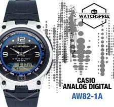 Casio Outgear Series Analog Digital Watch AW82-1A