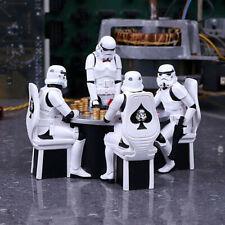 Star Wars diorama Stormtrooper Poker Face 18 cm statuette Nemesis Now 141783