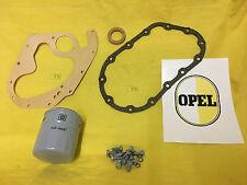 NEU Dichtsatz OHV Steuergehäuse + Schrauben Opel Ascona A B Manta B Kadett A B C