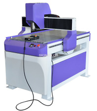 1.5KW CNC Router 3ftx2ft 3D Engraver Cutter 60cmx90cm,2-Year Warranty
