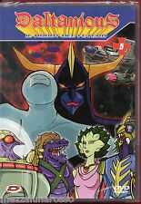 DALTANIOUS Il Robot del Futuro vol. 5 (ep. 17/20) - DVD Dynit