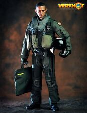 VERY HOT U.S. NAVY VF-101 Fighter Squadron GRIM REAPERS Pilot Set 1/6