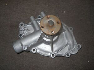 NEW 1965 1966 FORD MUSTANG 289 ALUMINUM WATER PUMP