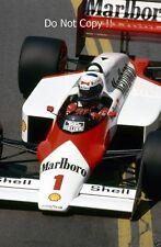 Alain Prost McLaren MP4/3 Detroit Grand Prix 1987 fotografía 4