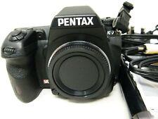 Pentax K-7 14.6MP Digital SLR Camera - Black (Body only)-Used