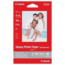 CANON GP-501 0775B003 CARTA FOTOGRAFICA LUCIDA F.TO 10 X 15 CM. 210 GR. 100 FOGL