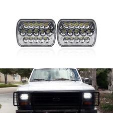 "7""x6"" Led H4 Hi/Lo Sealed Beam H4 Headlight Assembly Kit For Jeep Cherokee XJ"