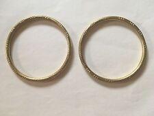 02 Brass Bracelets _ MONTAGNARD_ HIGHLAND_ hand maked