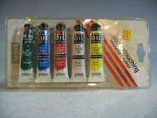 Pebeo Color Retouching 5-Tube Photo Oil Set in its Original Packaging - New #85
