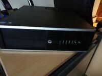 HP Elite 8200 i7 2600 3.4Ghz Quad Core 8GB Ram 240GB SSD (Solid state Drive New)