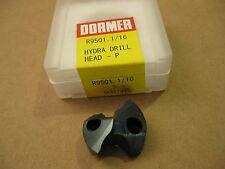 "Dormer R9501.1/16 Hydra Drill Head Insert, Carbide 1-1/16"""