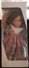 "Gotz Doll 1992 Maryann 19"" Limited Edition #145 of 2000 Signed Coa & Box (Sh13)"