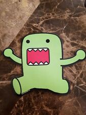 Domo Lime Green Running Screaming Domo Magnet Buy 1 Get 2 Domo Items FREE