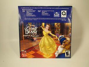 Disney Beauty and the Beast Magical Ballroom Mac/Windows CD