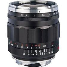 Voigtlander Nokton 35mm F/1.2 Aspherical Lens