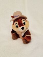Vintage Chip n Dale Rescue Rangers Plush Chip Doll Disneyland Walt Disney World