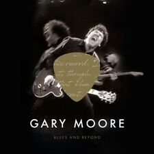 GARY MOORE Blues and Beyond 4LP Vinyl Box Set NEW 2017