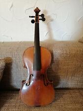 Alte  Geige  Violine  mit  Zettel  Antonius  Stradiurius  Anno  1736