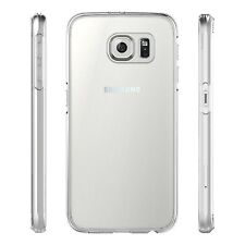 NOVAGO® Coque transparente semi rigide et résistante pour Samsung Galaxy S7 Edge